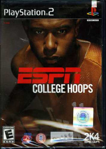 ESPN:College HOOPS - PS2 Game