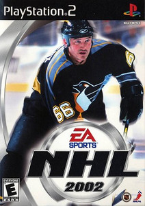 NHL 2002 - PS2 Game