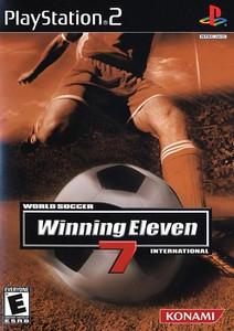 World Soccer Winning Eleven 7 International PS2 Game