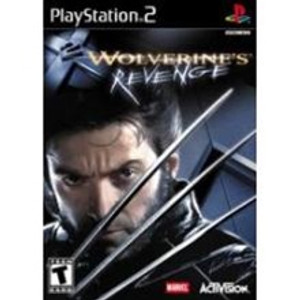 Wolverine's Revenge - PS2 Game