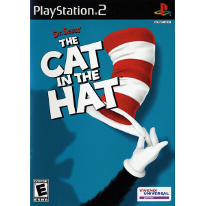 Dr Seuss' The Cat In The Hat - PS2 Game