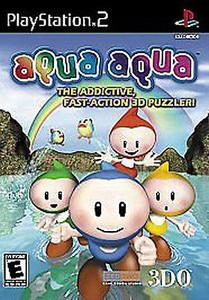 Aqua Aqua - PS2 Game