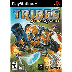 Tribes Aerial Assault - PS2 Game