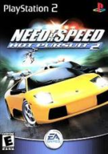 Need For Speed:hot Pursuit 2 - PS2 Game