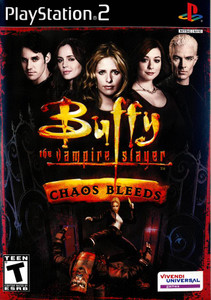 Buffy Chaos Bleeds - PS2 Game