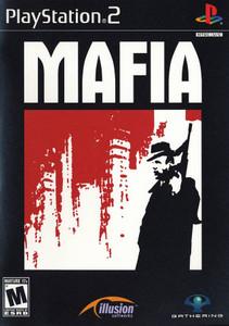 Mafia - PS2 Game