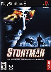 Stuntman - PS2 Game