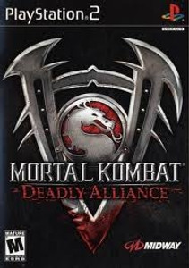 Mortal Kombat Deadly Alliance - PS2 Game