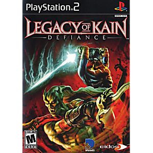 Legacy Of Kain Defiance- PS2 Game