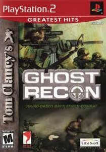 Ghost Recon - PS2 Game