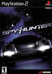 Spy Hunter - PS2 Game