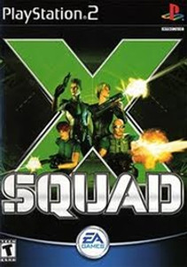 X Squad - PS2 Game