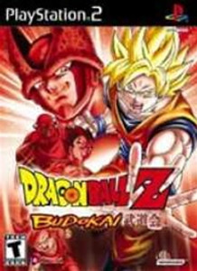 Dragon Ball Z Budokai - PS2 Game