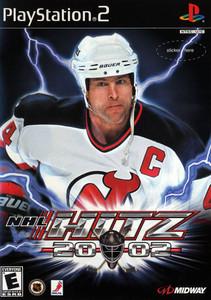 NHL Hitz 2002 - PS2 Game