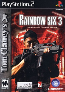 Rainbow Six 3 - PS2 Game
