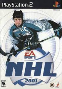 NHL 2001 - PS2 Game