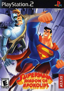 Superman Shadow Of Apokolips -PS2 Game