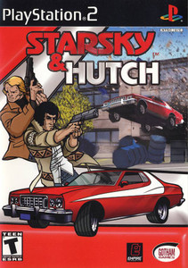 Starsky And Hutch - PS2 Game