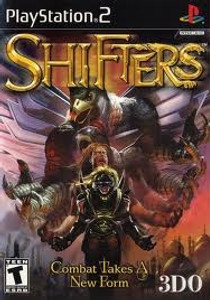 Shifters - PS2 Game