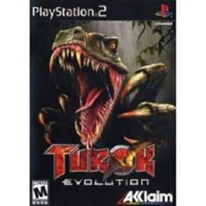 Turok Evolution - PS2 Game