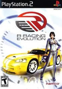R Racing Evolution - PS2 Game