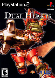 Dual Hearts - PS2 Game