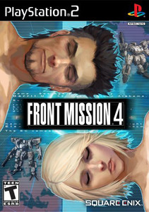 Front Mission 4 - PS2 Game
