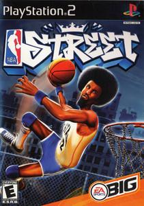 NBA Street - PS2 Game
