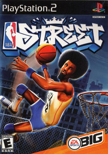 NBA Street - PS2 Game