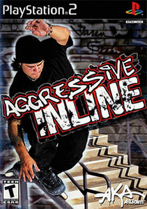 Aggressive Inline - PS2 Game