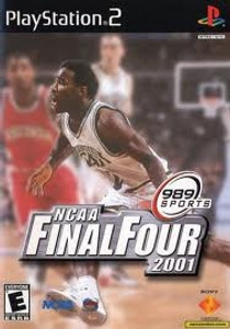 NCAA Final Four 2001 - PS2 Game