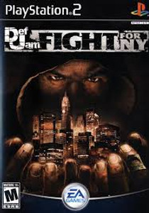 Def Jam Fight For NY - PS2 Game