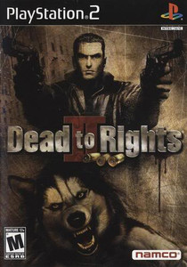 Dead To Rights II - PS2 Game