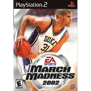NCAA March Madness 2002 - PS2 Game