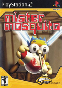 Mister Mosquito - PS2 Game