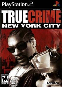 True Crime New York City - PS2 Game