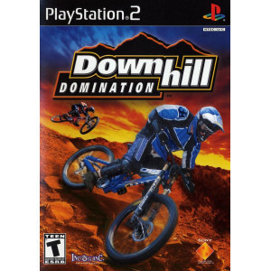 Downhill Domination - PS2 Game