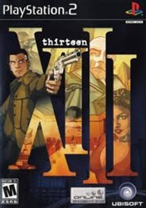 XIII Thirteen - PS2 Game