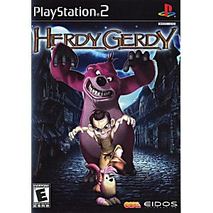 Herdy Gerdy - PS2 Game