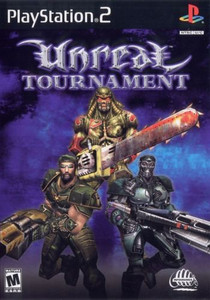 Unreal Tournament - PS2 Game