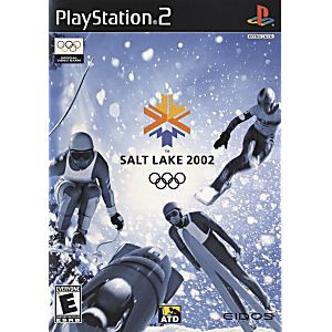 Salt Lake 2002 - PS2 Game