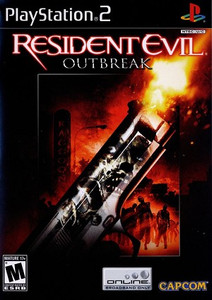 Resident Evil Outbreak - PS2 Game