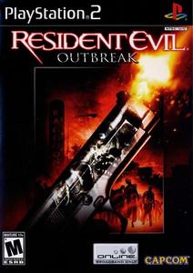 Resident Evil Outbreak - PS2 Game