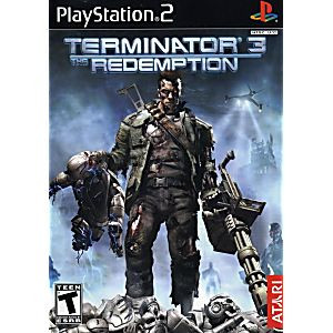 Terminator 3 The Redemption - PS2 Game