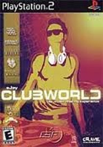 Ejay Clubworld - PS2 Game