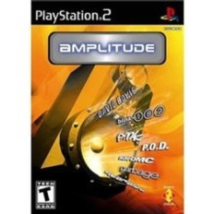 Amplitude - PS2 Game