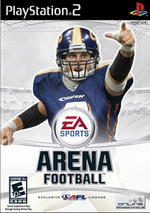 Arena Football - PS2 Game