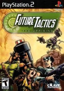 Future Tactics The Uprising - PS2 Game