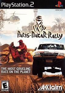 Paris Dakar Rally - PS2 Game