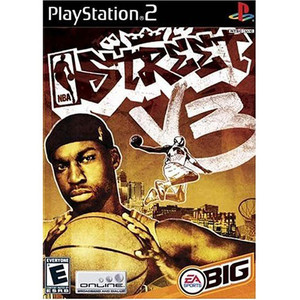NBA Street V3 - PS2 Game